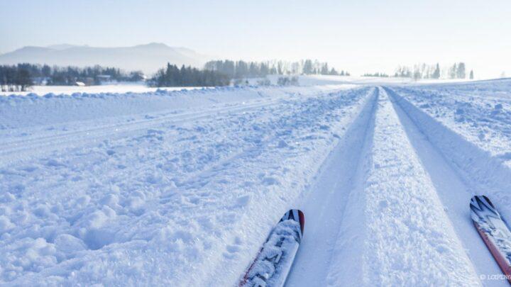 Langlauf in Bayern