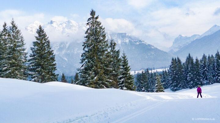 Panoramaloipe Kruen